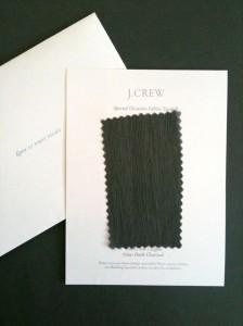 J Crew Swatch
